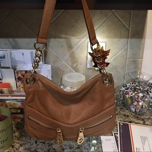 Vintage Michael Michael Kors distressed purse